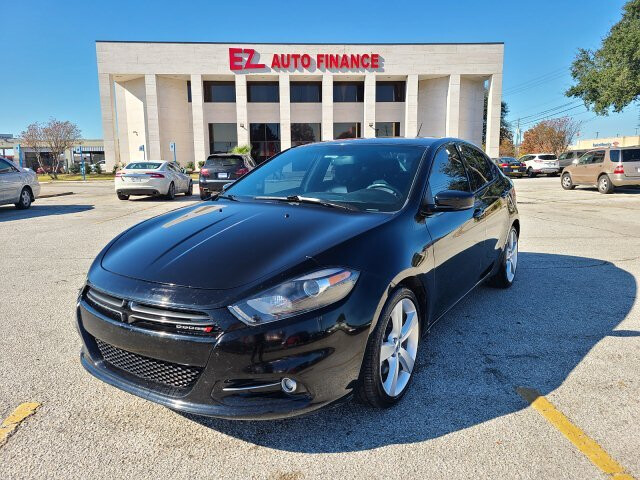 2015 Dodge Dart GT 6-Speed Automatic