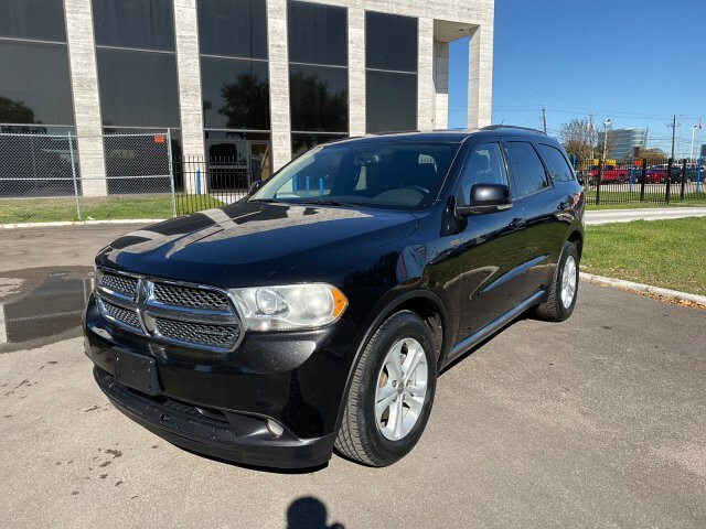 2011 Dodge Durango Crew 2WD 5-Speed Automatic