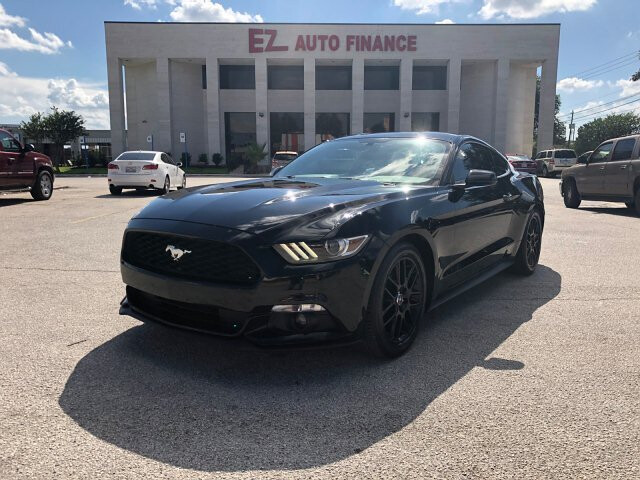 2016 Ford Mustang V6 Coupe 6-Speed Automatic