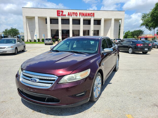2011 Ford Taurus Limited FWD 6-Speed Automatic