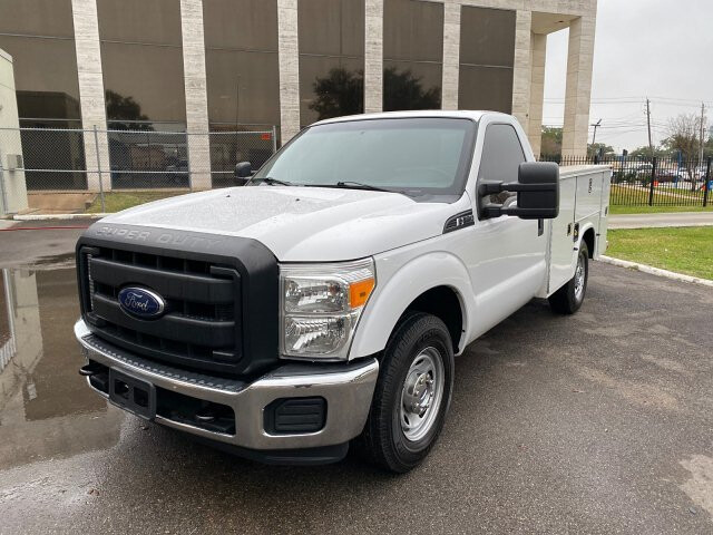 2014 Ford F-250 SD XL 2WD 6-Speed Automatic