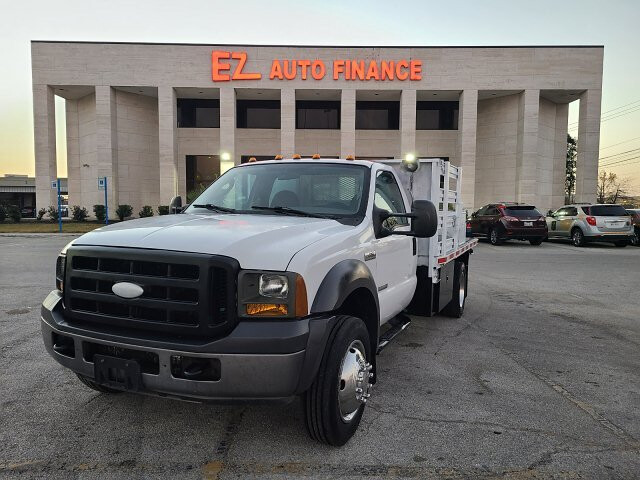 2005 Ford F-450 SD Regular Cab 2WD DRW No data