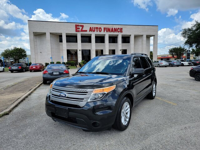 2015 Ford Explorer Base FWD 6-Speed Automatic