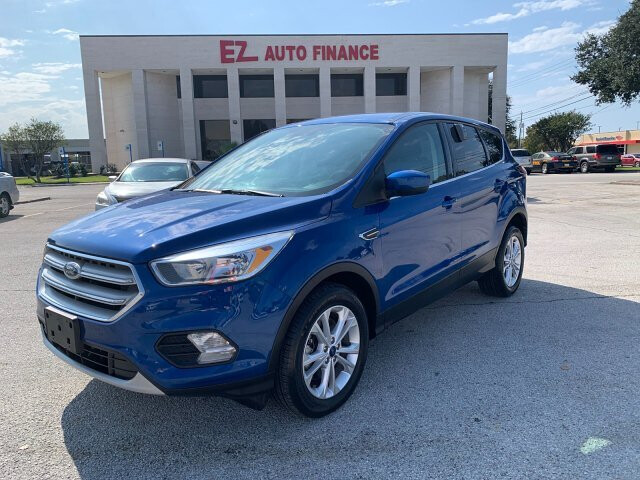 2017 Ford Escape SE 4WD 6-Speed Automatic