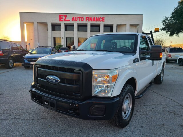 2011 Ford F-250 SD XL SuperCab 2WD 6-Speed Automatic