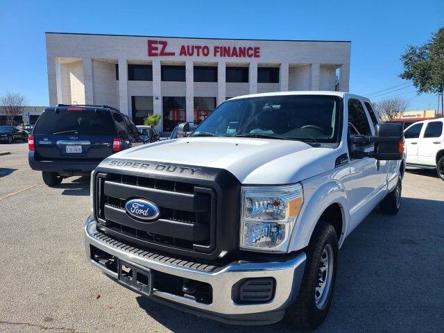2011 Ford F-250 SD Lariat SuperCab Long Bed 2WD 6-Speed Auto