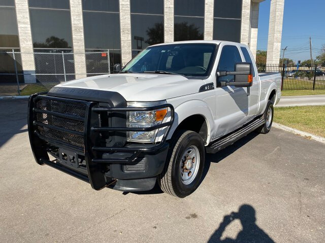 2013 Ford F-250 SD XL SuperCab 4WD 6-Speed Automatic