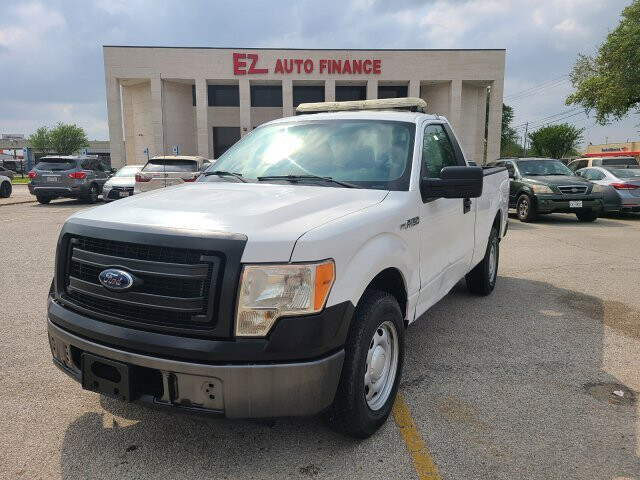 2014 Ford F-150 XL 6.5-ft. Bed 2WD 6-Speed Automatic
