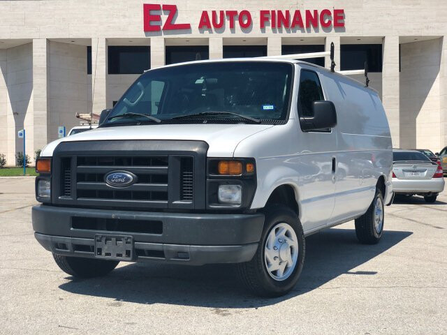 2010 Ford Econoline E-150 4-Speed Automatic