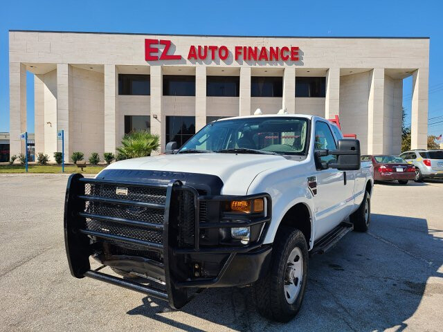 2008 Ford F-250 SD XL SuperCab Long Bed 4WD 5-Speed Automati