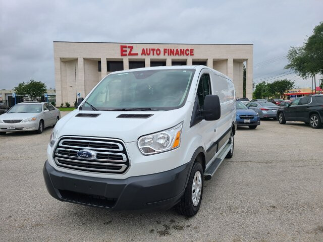 2018 Ford Transit 250 Van Low Roof w/Sliding Pass. 130-in. W