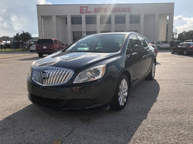 2015 Buick Verano Base 6-Speed Automatic