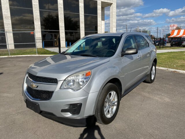 2013 Chevrolet Equinox LS 2WD 6-Speed Automatic