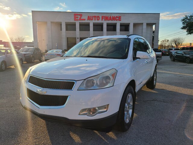 2009 Chevrolet Traverse LT1 FWD 6-Speed Automatic