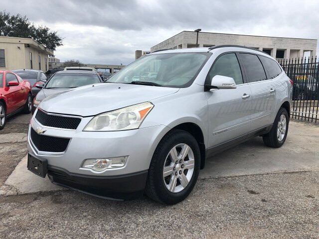 2009 Chevrolet Traverse LT2 FWD 6-Speed Automatic