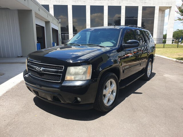 2007 Chevrolet Tahoe LTZ 4WD 4-Speed Automatic