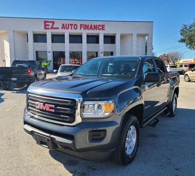 2017 GMC Canyon SLE Crew Cab 2WD Long Box 6-Speed Automatic