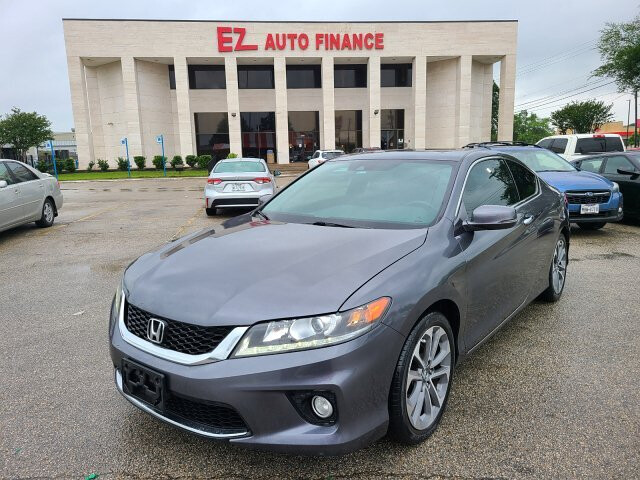2015 Honda Accord EX-L V6 Coupe AT 6-Speed Automatic