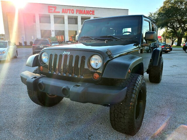 2009 Jeep Wrangler Unlimited X 4WD 4-Speed Automatic