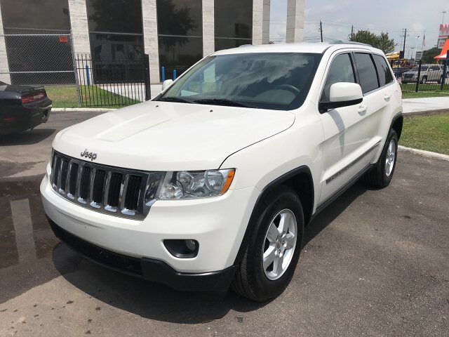 2011 Jeep Grand Cherokee Laredo 2WD 5-Speed Automatic