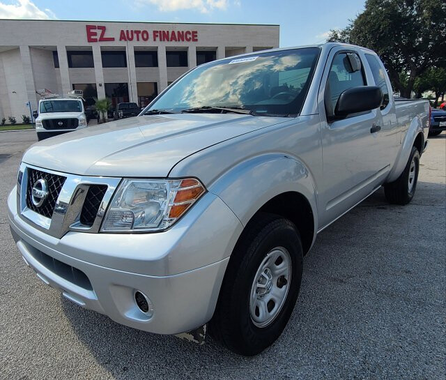 2013 Nissan Frontier S King Cab 2WD 5-Speed Manual