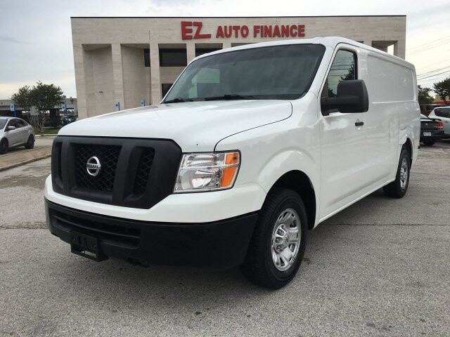 2015 Nissan NV Cargo 2500 HD S V6 5-Speed Automatic