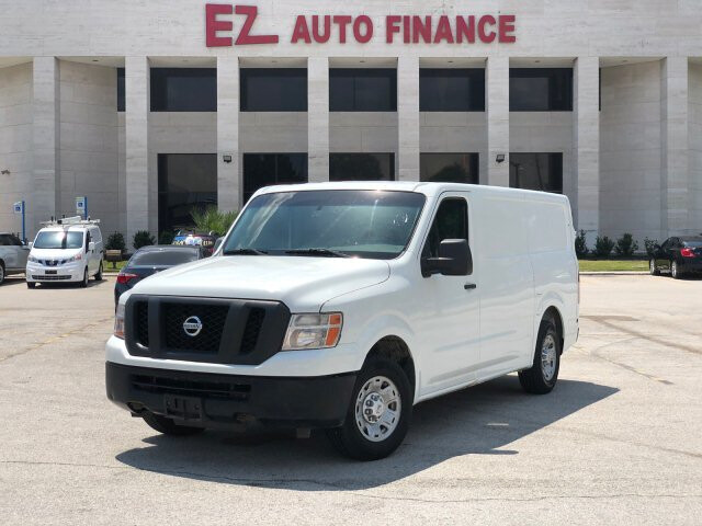 2015 Nissan NV Cargo 2500 HD SV V6 5-Speed Automatic