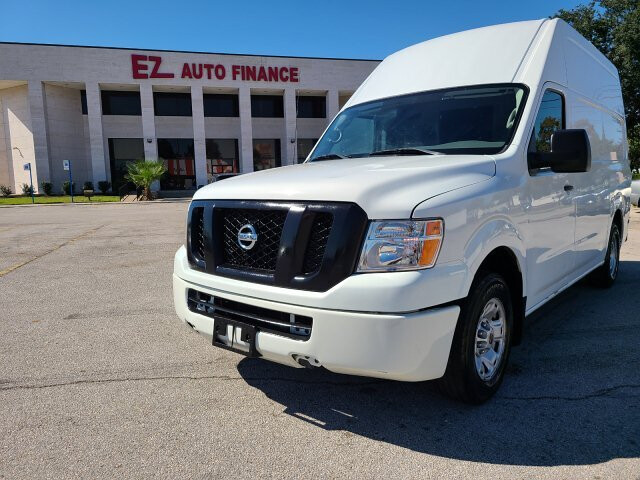 2017 Nissan NV Cargo 2500 HD S V6 High Roof 5-Speed Automatic