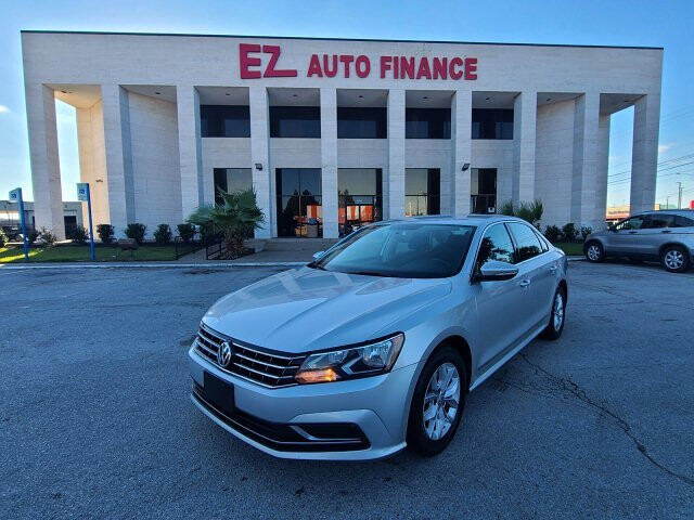 2017 Volkswagen Passat S 6A 6-Speed Automatic