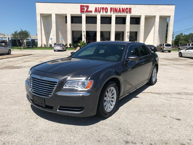 2014 Chrysler 300 RWD 8-Speed Automatic