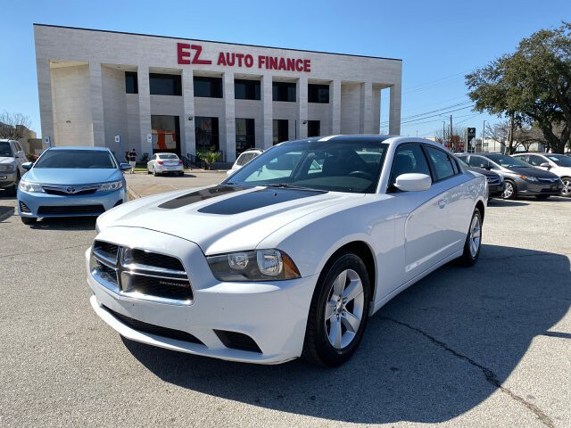 2013 Dodge Charger SE 5-Speed Automatic