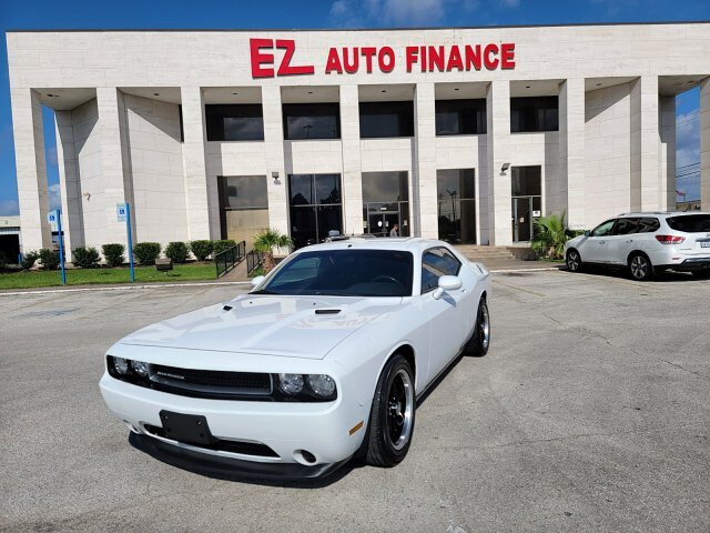 2012 Dodge Challenger SXT 4-Speed Automatic