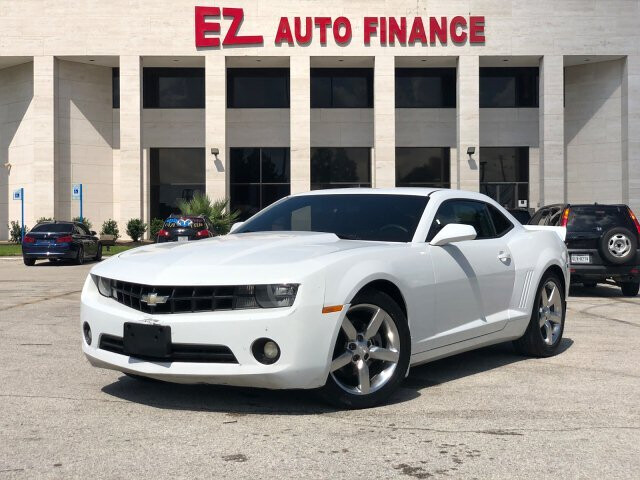 2012 Chevrolet Camaro LS Coupe 6-Speed Automatic