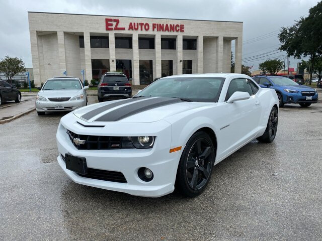 2013 Chevrolet Camaro 2SS Coupe 6-Speed Automatic