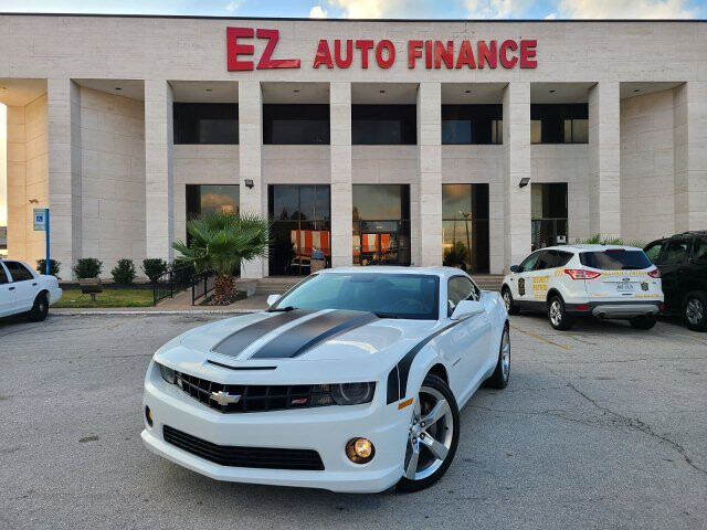2010 Chevrolet Camaro 2SS Coupe 6-Speed Manual