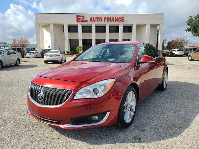 2015 Buick Regal Premium 1 6-Speed Automatic