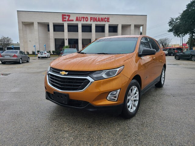 2018 Chevrolet Equinox LS 2WD 6-Speed Automatic