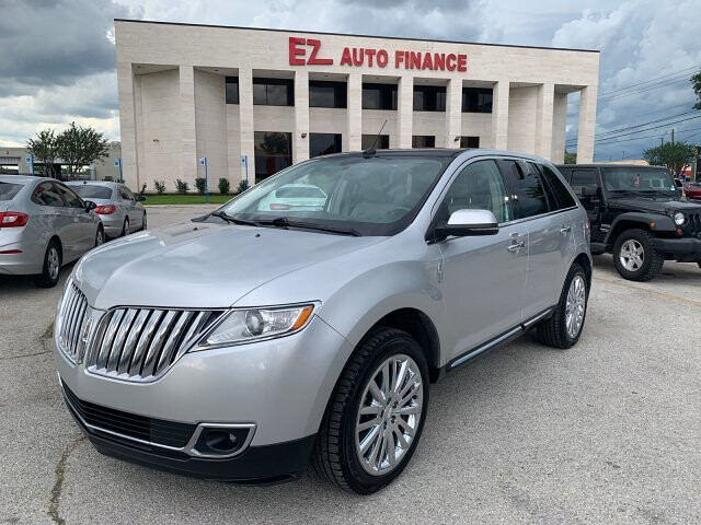 2013 Lincoln MKX FWD 6-Speed Automatic
