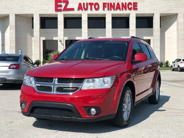 2014 Dodge Journey SXT 4-Speed Automatic