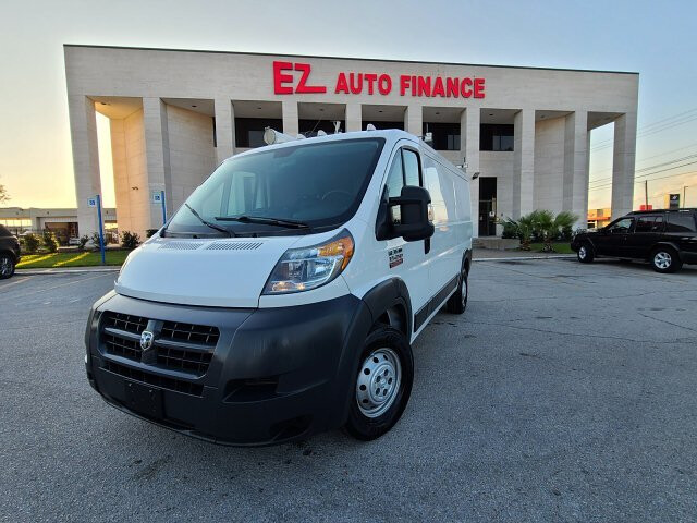 2015 Ram Promaster 1500 Low Roof Tradesman 136-in. WB 6-Spe