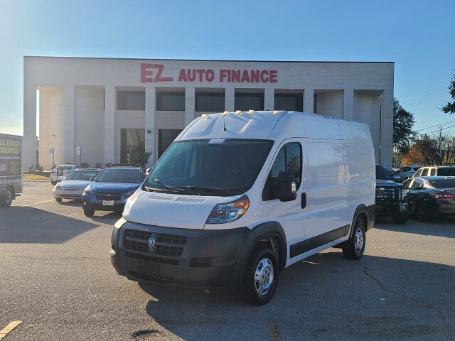 2014 Ram Promaster 2500 High Roof Tradesman 136-in. WB 6-Sp