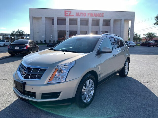 2010 Cadillac SRX Luxury Collection 6-Speed Automatic