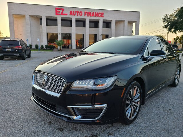 2017 Lincoln MKZ Select FWD 6-Speed Automatic