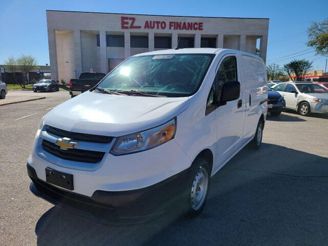 2015 Chevrolet City Express 1LT CVT