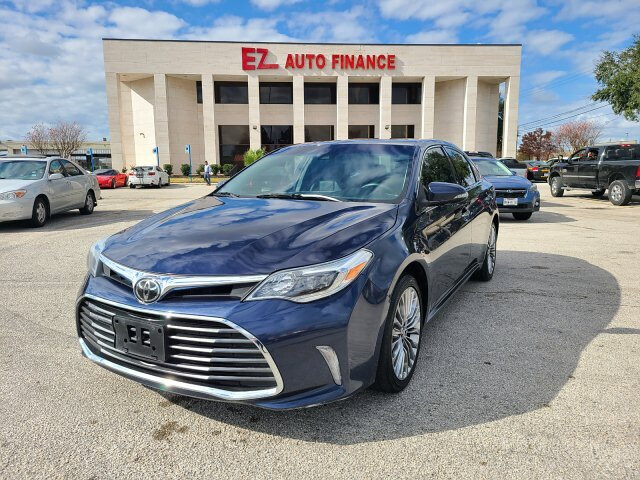 2016 Toyota Avalon Limited 6-Speed Automatic