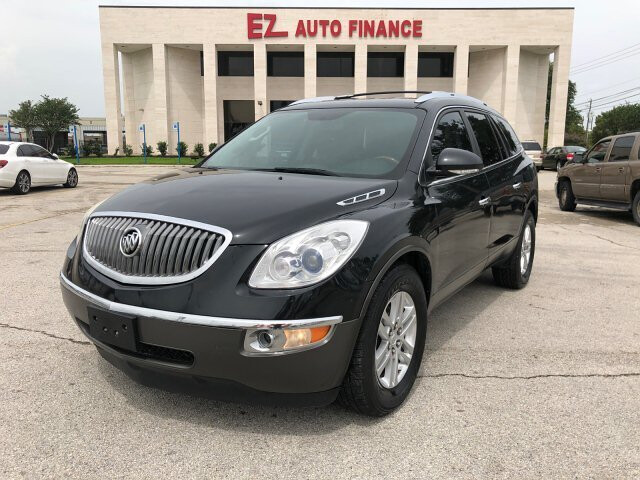 2012 Buick Enclave Convenience FWD 6-Speed Automatic Overdriv