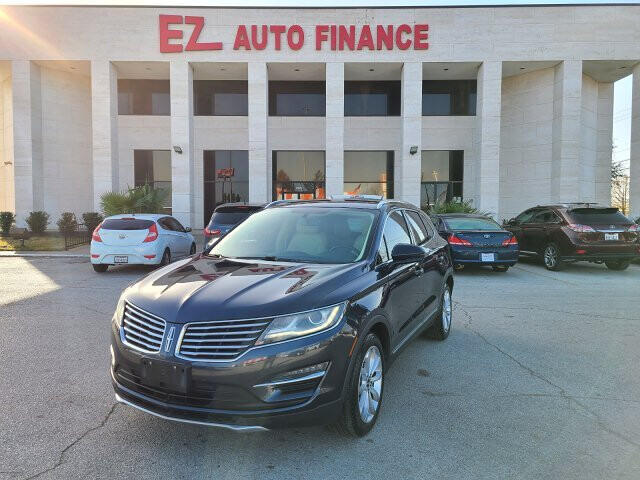 2015 Lincoln MKC FWD 6-Speed Automatic