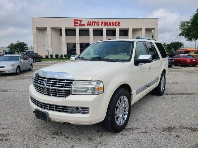 2007 Lincoln Navigator 2WD Ultimate 6-Speed Automatic