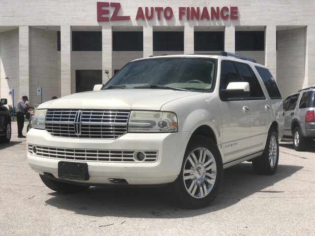 2008 Lincoln Navigator 2WD 6-Speed Automatic