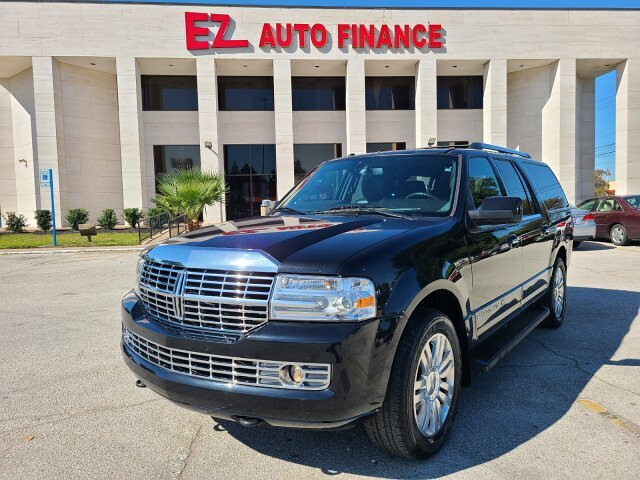2014 Lincoln Navigator L 4WD 6-Speed Automatic
